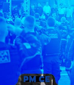 Pacote completo para Oficial da PM CE