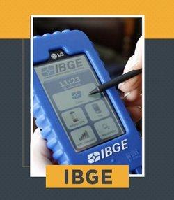 Pacote Completo para Agente Censitário do IBGE (Censo Experimental)