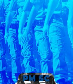 Pacote Completo para Soldado da PM SC