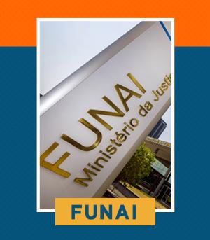 Pacote completo para Agente em Indigenismo da FUNAI