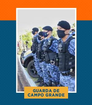 Pacote Completo para Guarda Municipal de Campo Grande (MS)