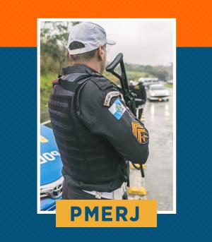 Pacote Completo para Oficial da PMERJ