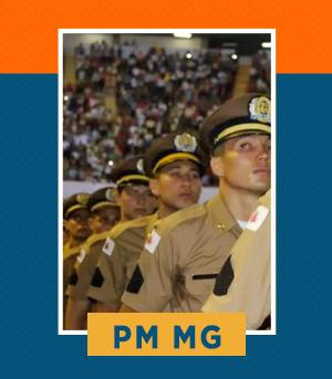 Pacote Completo para Soldado da PM MG