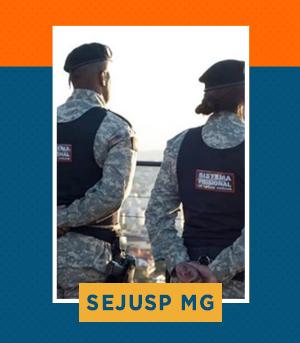Pacote completo para Assistente Executivo de Defesa Social - Auxiliar Educacional da SEJUSP MG