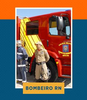 Pacote Completo para Soldado do Corpo de Bombeiros do RN