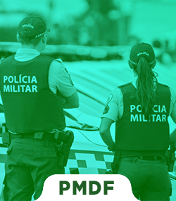 Pacote completo para Soldado da PMDF