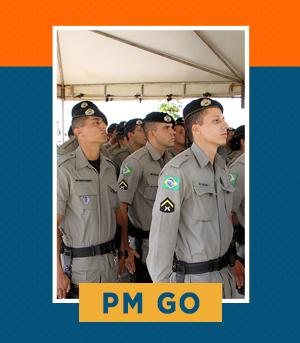 Pacote Completo para Soldado da PM GO