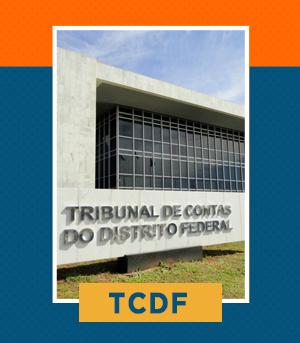 Pacote Completo para Auditor de Controle Externo do TCDF (Pré-Edital)
