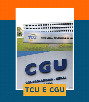 Combo - TCU (Auditor de Controle Externo)  + CGU (Auditor de Finanças e Controle - Geral)