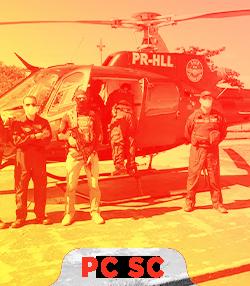 Pacote Completo para Agente da PC SC