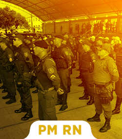 Pacote Completo para Soldado da PM RN
