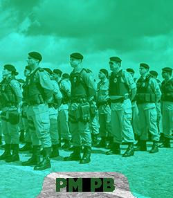 Pacote para Soldado da PM PB