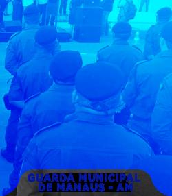 Pacote Completo para Guarda Municipal de Manaus AM