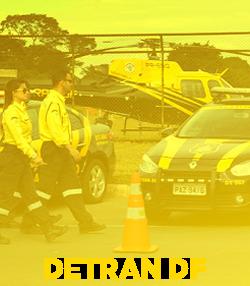 Pacote para Agente de Trânsito do DETRAN DF