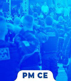 Pacote Completo para Soldado da PM CE