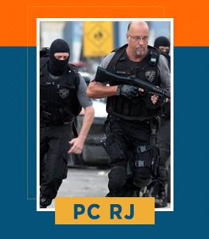 Pacote Completo para Papiloscopista da PC RJ
