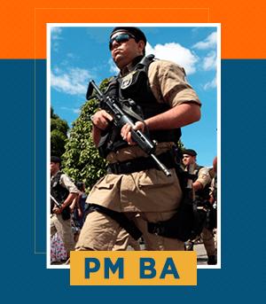 Pacote para Soldado da PM BA