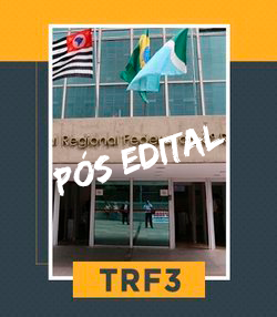 Pacote completo para AJAJ do TRF 3 + Escrevente do TJ SP