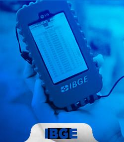 Pacote Completo para Agente Censitário Municipal e Supervisor do IBGE