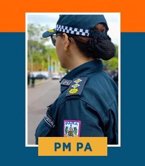 Pacote Completo para Oficial da PM PA
