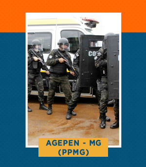 Pacote Completo para Policial Penal/MG (AGEPEN MG - PPMG)