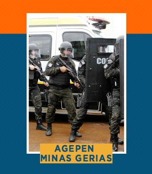 Pacote Completo para Agente Penitenciário (AGEPEN MG)