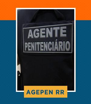 Pacote Completo para Agente Penitenciário (AGEPEN RR)