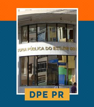 Pacote completo para Administrador da DPE PR