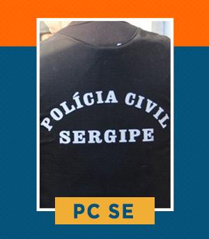 Pacote completo para Agente e Escrivão da PC SE