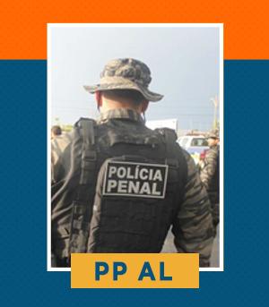 Pacote completo para Agente Penitenciário - AGEPEN AL