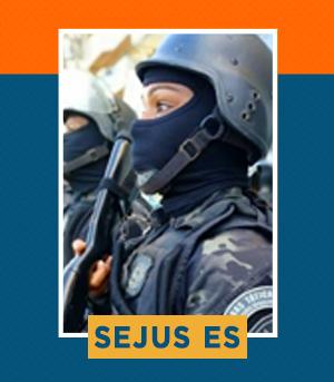 Pacote Completo para Agente Penitenciário da SEJUS ES
